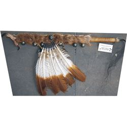 Many trails Indian wall hanging