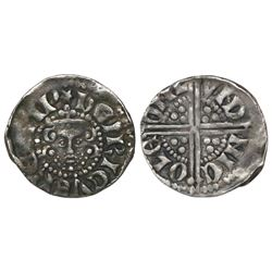 "London, England, ""long cross"" penny, Henry III (1216-72)."
