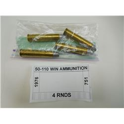 50-110 WIN AMMUNITION