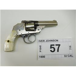 IVER JOHNSON , MODEL: 1900 , CALIBER: 32 CAL