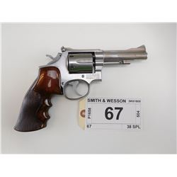 SMITH & WESSON , MODEL: 67 , CALIBER: 38 SPL