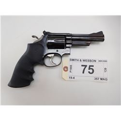 SMITH & WESSON , MODEL: 19-4 , CALIBER: 357 MAG