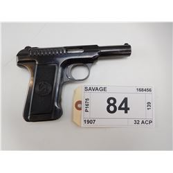 SAVAGE , MODEL: 1907 , CALIBER: 32 ACP