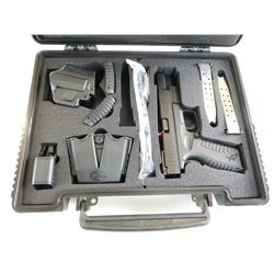 SPRINGFIELD , MODEL: XDM 5.25 COMPETITION BLACK GEAR SYSTEM , CALIBER: 40 S & W