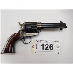 UBERTI , MODEL: SINGLE ACTION PISTOL , CALIBER: 44-40