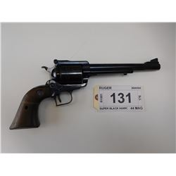 RUGER , MODEL: SUPER BLACK HAWK , CALIBER: 44 MAG