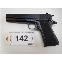 NORINCO , MODEL: 1911 A1 , CALIBER: 45ACP