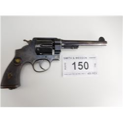 SMITH & WESSON , MODEL: HAND EJECTOR 455 MKII, MOD 2 , CALIBER: 455 REV