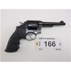 SMITH & WESSON , MODEL: 10-6 , CALIBER: 38 SPL