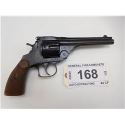 GENERAL FIREARMS , MODEL: AUTO EXTRACTING , CALIBER: 44 CENTER FIRE