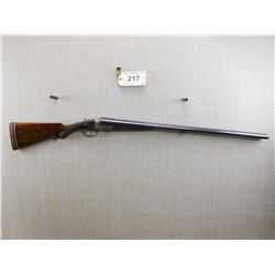 CHARLES BOSWELL , MODEL: SIDE BY SIDE , CALIBER: 12GA X 2 3/4