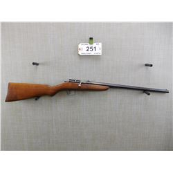EATONIA , MODEL: SINGLE SHOT , CALIBER: 25 RIM FIRE