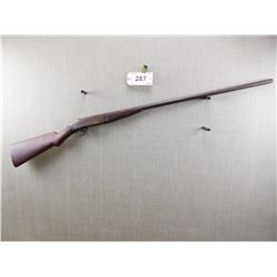 HARRINGTON & RICHARDSON , MODEL: SINGLE SHOT BREAK ACTION SHOTGUNGUN , CALIBER: 12BORE