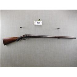 WH JAMES , MODEL: SIDE BY SIDE , CALIBER: 12GA X 2 3/4