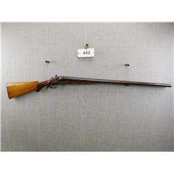 JANSSEN SONS & CO , MODEL: SIDE BY SIDE BREAK ACTION SHOTGUN , CALIBER: 10GA