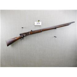 VETTERLI  , MODEL: 1869 SWISS RIFLE , CALIBER: 41 SWISS RIM FIRE