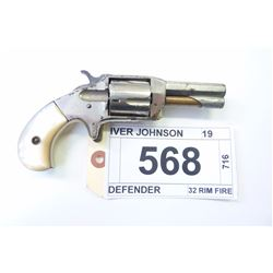 IVER JOHNSON  , MODEL: DEFENDER , CALIBER: 63MM