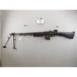BROWNING BAR DEWATTED AUTO RIFLE, CALIBER : 30-06