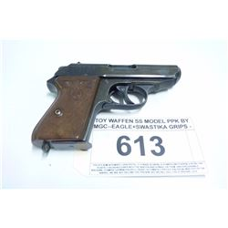 TOY WAFFEN SS MODEL PPK BY MGC--EAGLE+SWASTIKA GRIPS -