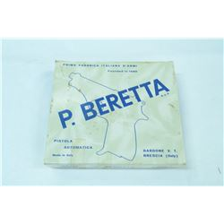 BERETTA SERIES 70 PISTOL BOX