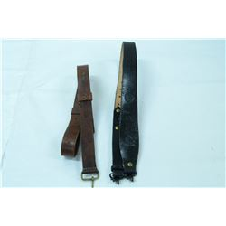 F2 2 LEATHER SLINGS