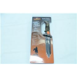 "BUBBA BLADE 6"" SCOUT OUTDOOR KNIFE"