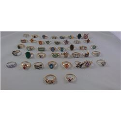 MISC JEWELRY (42 ITEMS) REPLACEMENT VALUE $11,845