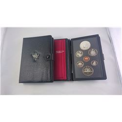 CANADIAN 1982 & 1983 PROOF DOUBLE DOLLAR COIN SET DUO