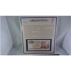 USA AND WORLD SOUVENIR BANKNOTES INCL. BRAZIL, INDIA & UNCUT STRIPS