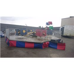 SPINNING TUBS 36 SEAT CARNIVAL RIDE ON