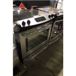 FRIGIDAIRE CFES3025LS4 30  SLIDE-IN ELECTRIC RANGE