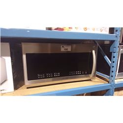 SAMSUNG STAINLESS STEEL CONVECTION RANGE HOOD MICROWAVE OVEN
