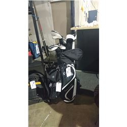 CALLAWAY SOLAIRE GOLF CLUB SET WITH BAG