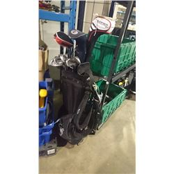 CALLAWAY GOLF CLUB SET WITH BAG