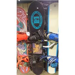 DUKE SNOWBOARD WITH BINDINGS