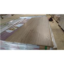 PALLET OF MILA GINGER OAK LAMINATE FLOORING