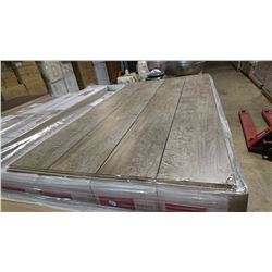 PALLET OF MILA CHATEAU BLANC  LAMINATE FLOORING