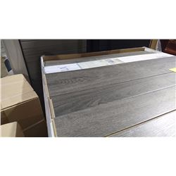 PALLET OF MILA QUARRY OAK LAMINATE FLOORING