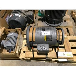BALDOR 3PHZ HEAVY DUTY ELECTRIC MOTOR