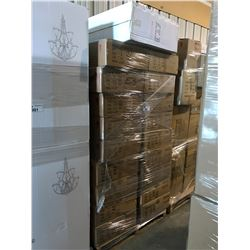 PALLET OF ASSORTED RETAIL LIGHTING