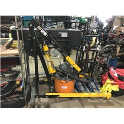 2TON FOLDABLE LIFTING CRANE