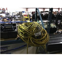 YELLOW HEAVY DUTY EXTENSION CORDS
