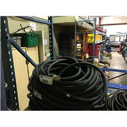 3 - 240VOLT HEAVY INDUSTRIAL EXTENSION CORDS