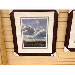 "TOM THOMSON ""NORTHERN CLOUDS"" 300/950 LIMITED EDITION PRINT"