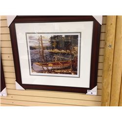 "TOM THOMSON ""THE CANOE"" 674/950 LIMITED EDITION PRINT"