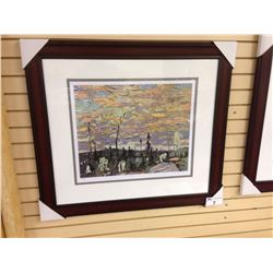 "TOM THOMSON ""SUNRISE"" 300/950 LIMITED EDITION PRINT"