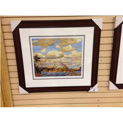 "TOM THOMSON ""RAGED LAKE"" 301/950 LIMITED EDITION PRINT"