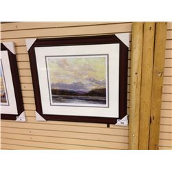 "TOM THOMSON ""NORTHERN SUNSET"" 301/950 LIMITED EDITION PRINT"