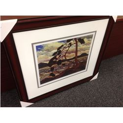 "TOM THOMSON ""THE WEST WIND"" 447/950 LIMITED EDITION PRINT"