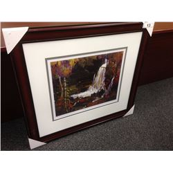 "TOM THOMSON ""WOODLAND WATERFALL"" 345/950 LIMITED EDITION PRINT"